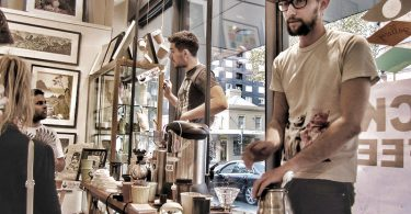 Black Coffee Pop-up Sydney