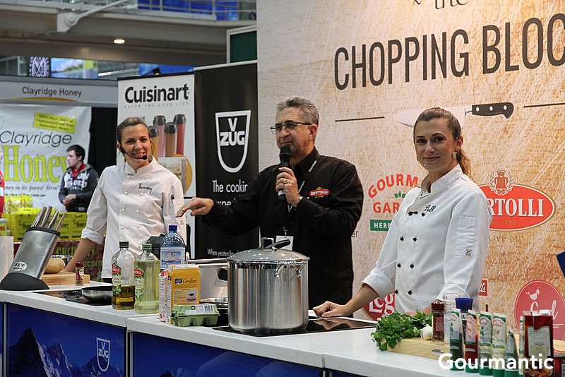 Good Food and Wine Show  (1)