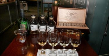 Baranow Emporium Elements of Islay Tasting