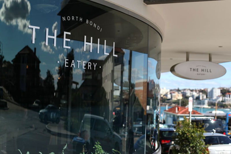 The Hill Eatery, North Bondi