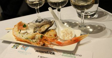 Shellfish and the 3 S's: Sancerre, Semillon & Shampoo Masterclass