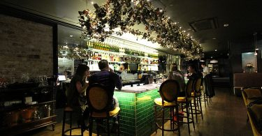 One Moncur: Champagne Bar, Woollahra