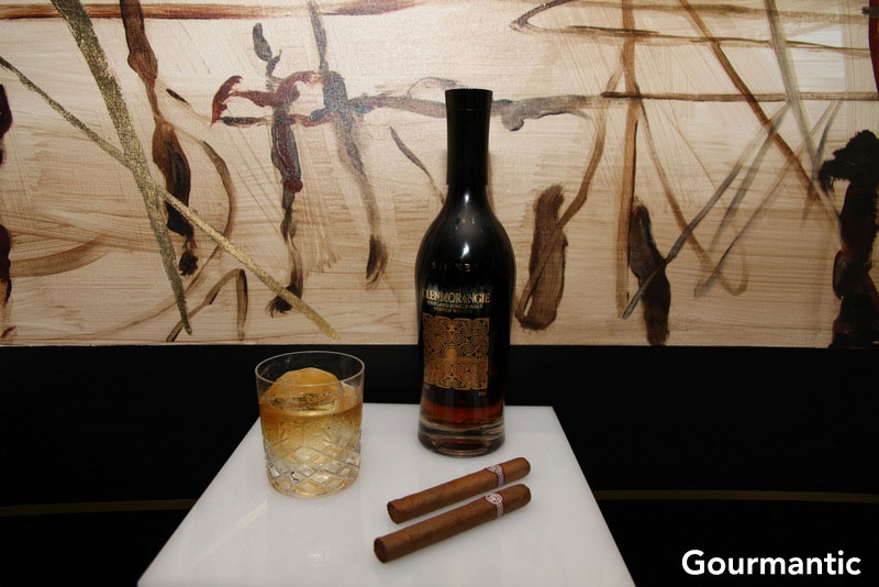 Glenmorangie Secret Society Dinner at Black by Ezard