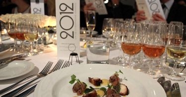 Vin de Champagne Awards 2012