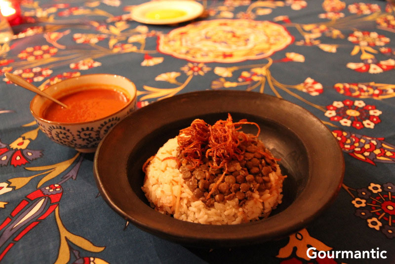 Efendy: Egyptian and Ottoman Feast