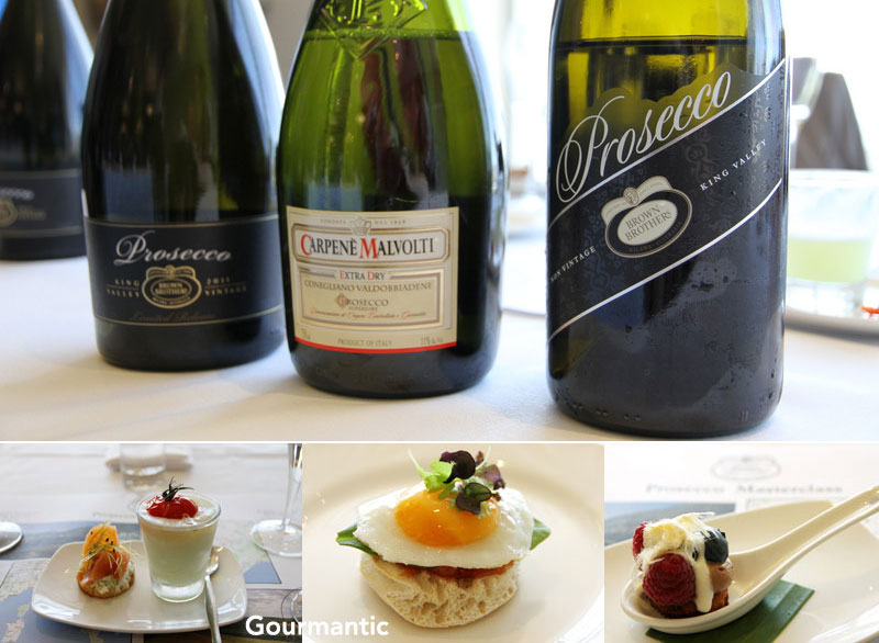 Brown Brothers Prosecco Brunch