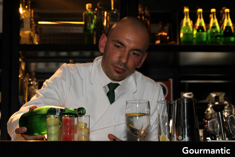 Perrier Mixology Masterclass with Tomas Vikaro