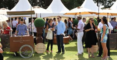 Paspaley Polo in the City with Woodford Reserve
