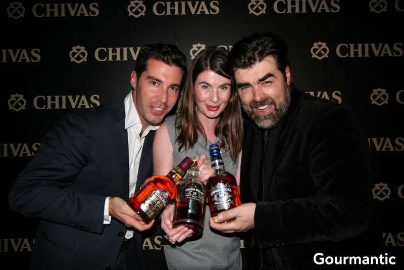 Chivas Regal Here's To Real Friends - QT Hotel