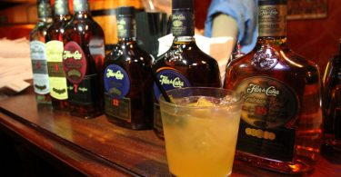 Rum and Drums with Flor de Caña