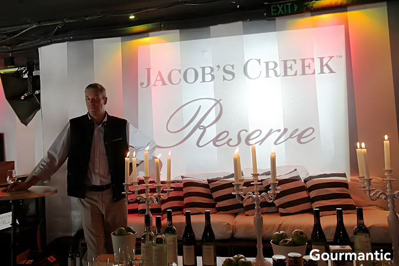 Jacobs Creek Reserve - Pete Evans