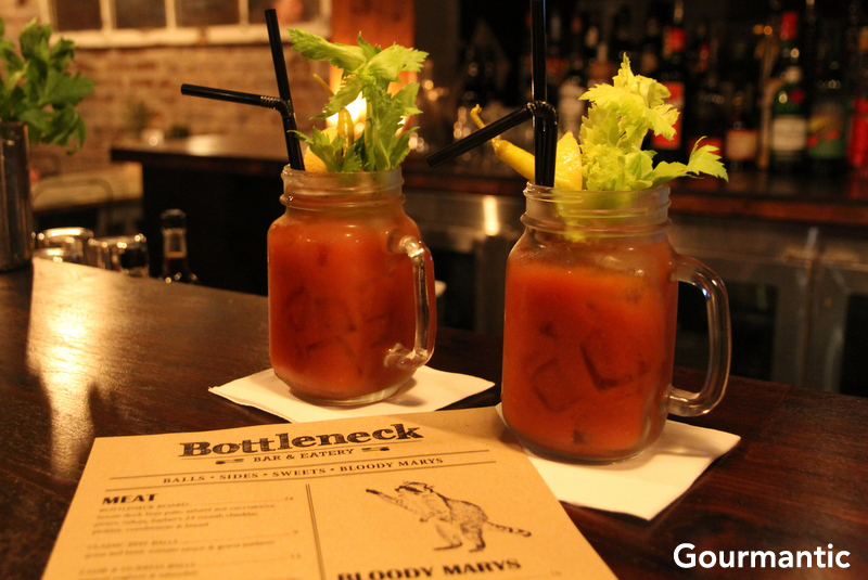 Bottleneck Bar & Eatery