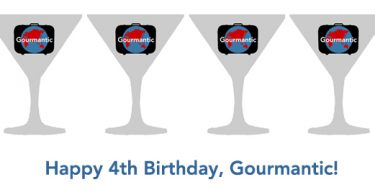 Gourmantic Turns Four