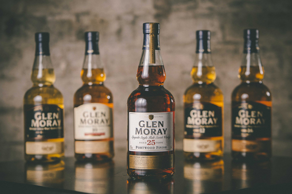 All-Glen-Moray-Whiskies