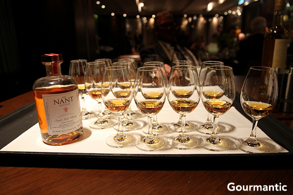 Whisky Dinner Martine Nouet