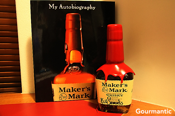 Maker's Mark Lunch with Bill Samuels Jr