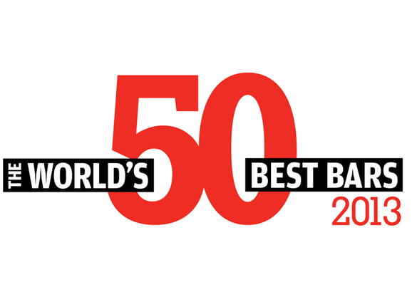 The World's 50 Best Bars 2013