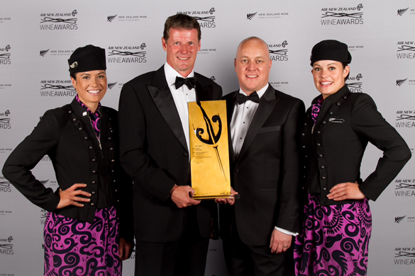 Air New Zealand Wine Awards 2013