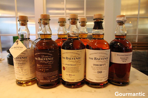 The Balvenie with Sam Simmons