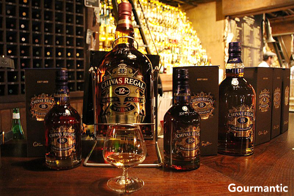 Chivas Crafted for the Senses
