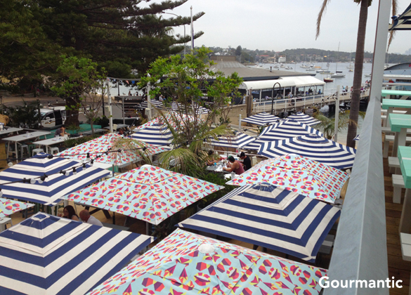 Beach Club, Watsons Bay Hotel