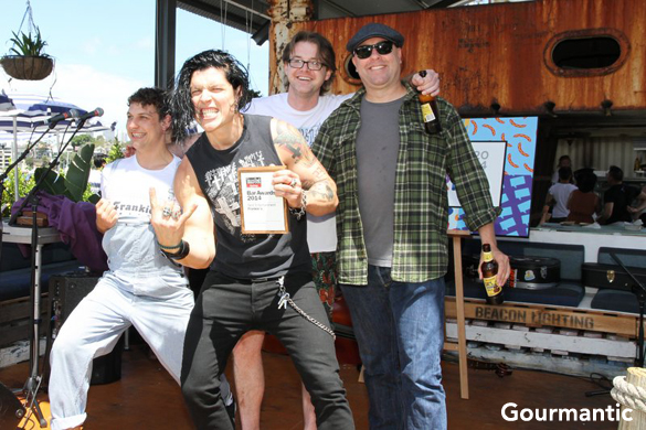 Time Out Sydney Bar Awards Winners 2014