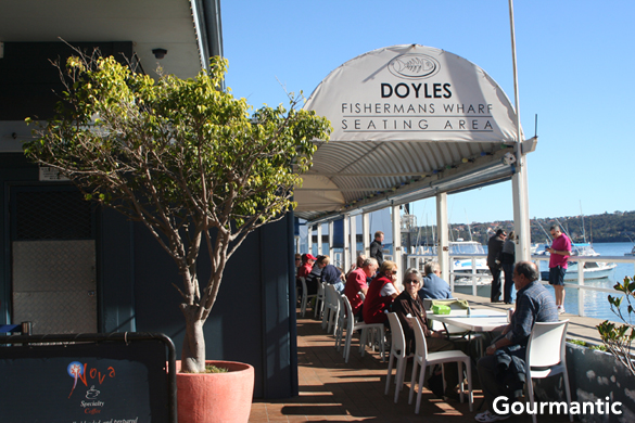 Doyles Fishermans Wharf, Watsons Bay