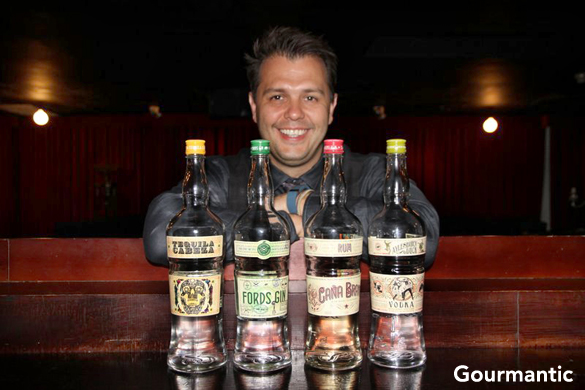86Co Spirits with Simon Ford