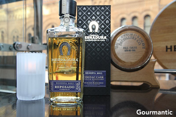 Herradura Tequila Dinner at Glass Brasserie