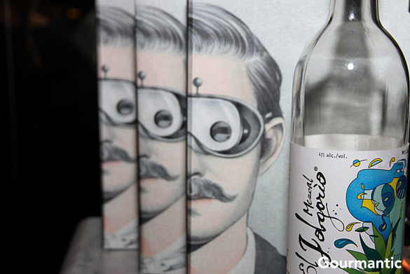 Mr Moustache: New Cocktail List Launch