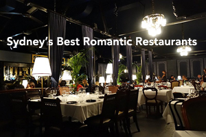 Sydney's Best Romantic Restaurants