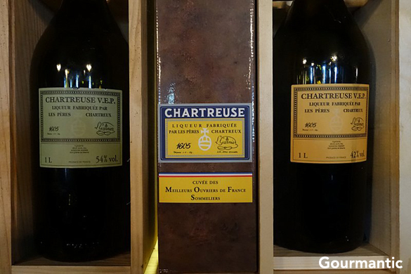 Chartreuse MOF & VEP