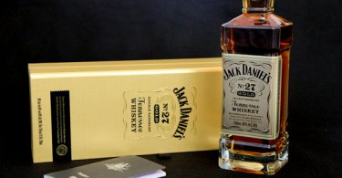 Jack Daniel's 27 Gold Tennessee Whiskey