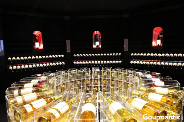 Gourmet Tour of Galeries Lafayette