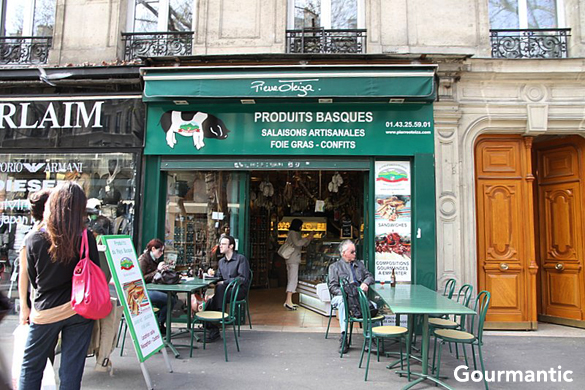 Paris Gourmet Addresses