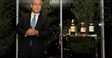 Mike Miyamoto, Suntory Whisky Global BrandAmbassador