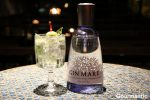 Gin Mare and Tonic with Basil and Olive