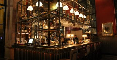The Gilbert Scott Bar, London