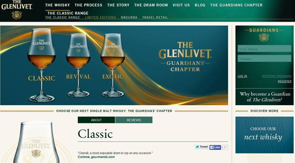 glenlivet-quoted