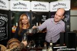 Stuart Reeves and Romica Prasad with Jack Daniel's Sinatra