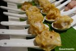 Prawn and Pork Wonton in Spicy Sauce