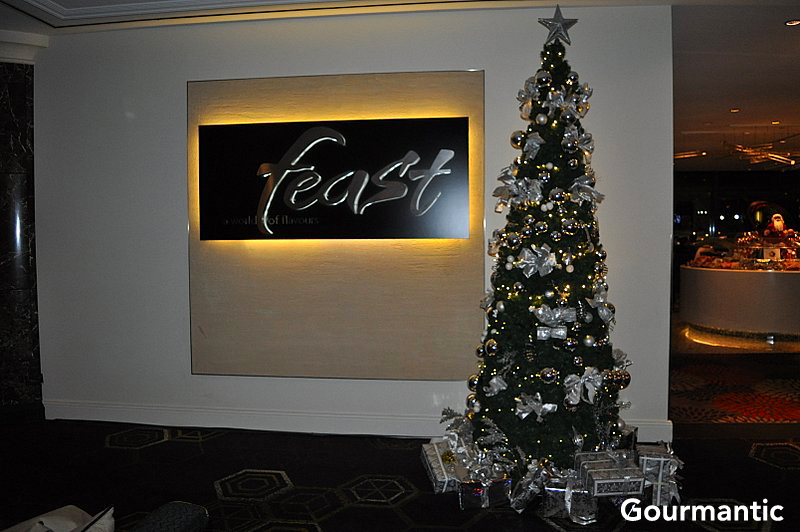 Christmas in July, Feast @ Sheraton on the Park