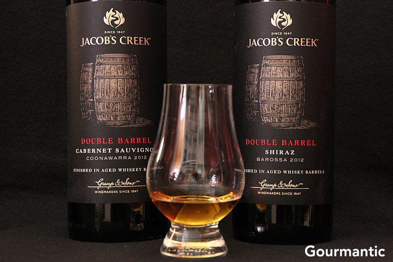 Jacob's Creek Double Barrel