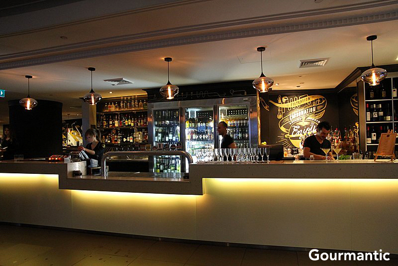 Restaurants And Bars Near Rydges North