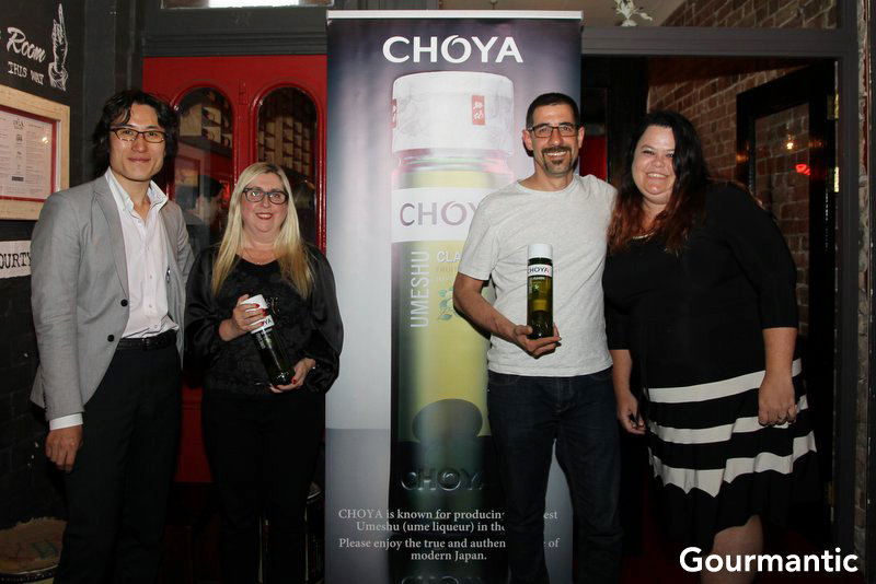 Choya Umeshu Cocktail Competition