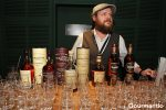 James Buntin with The Balvenie & Glenfiddich