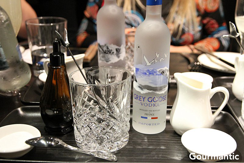 Grey Goose Taste by Appoitment