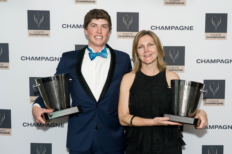 Vin de Champagne Awards 2014 Winners