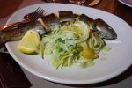 Stuffed Rainbow Trout with Fennel and Orange by 4Fourteen