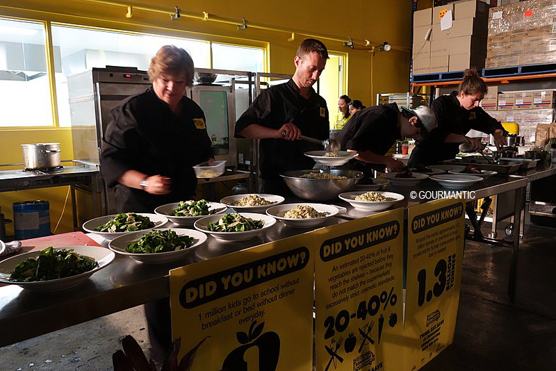OzHarvest Table for 10
